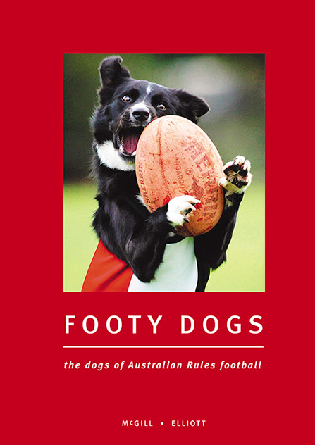 Footy Dogs Cover