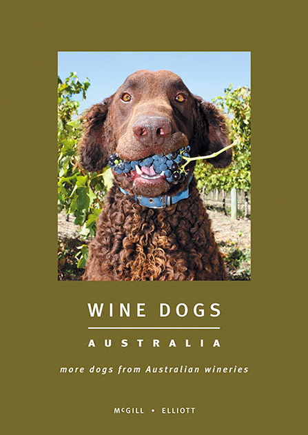 Wine Dogs Australia Cover