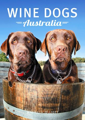 Wine Dogs Australia 4 Cover