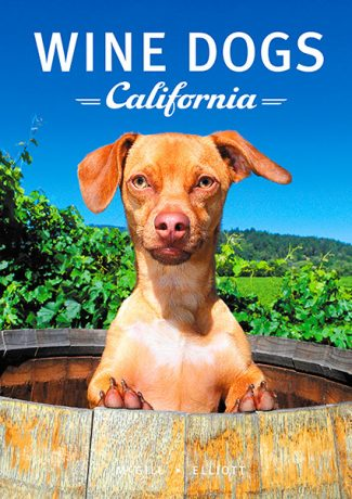 Wine Dogs California Cover
