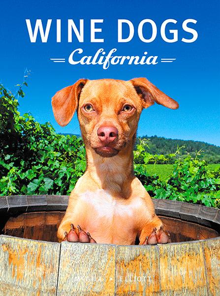 Wine Dogs California Cover