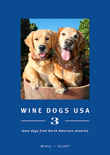Wine Dogs USA 3 book cover