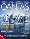 QANTAS magazine cover